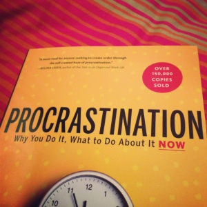 Procrastination Book