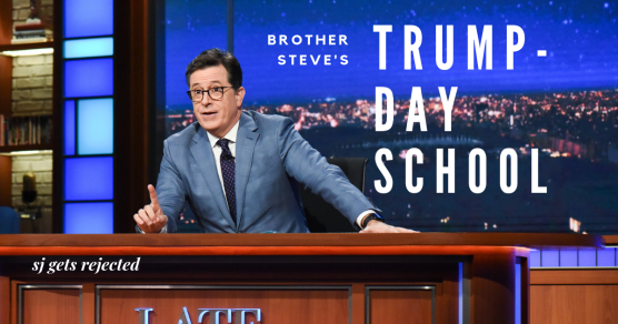 Brother Steve's Trump-Day School